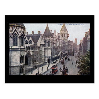 Lag uppvaktar London England vintage 1925 Vykort