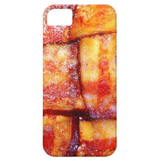 Lagad mat baconväv iPhone 5 fodraler