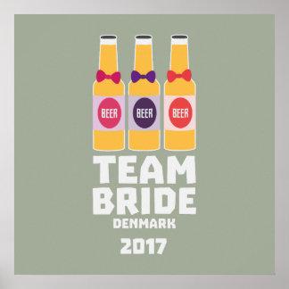 Lagbrud Danmark 2017 Zni44 Poster