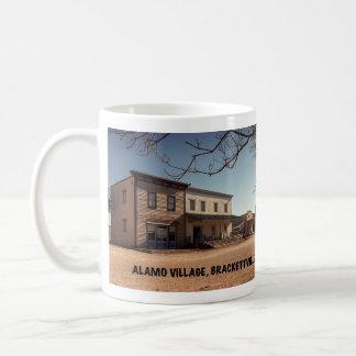 Läge för Alamo byfilm Kaffemugg