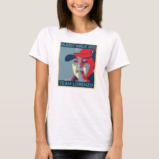 LagLorenzo kvinna T T-shirt