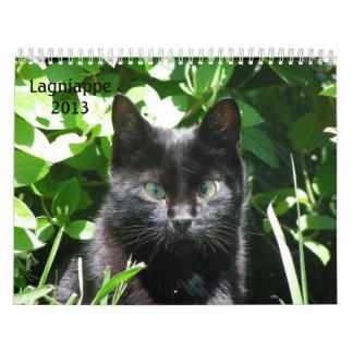 Lagniappe kattkalendern kalender