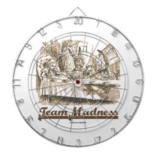 Lagnoja (det tokiga Teapartyet för underland) Dart Tavlor