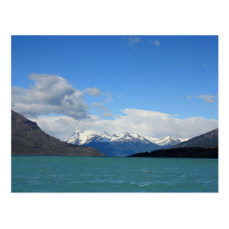 Lago Argentino Vykort