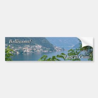 Lago di Como Klistermärke
