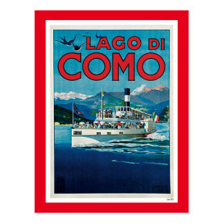 Lago di Como Vykort
