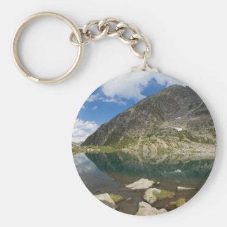 Lago Piccolo, Val di Sula Rund Nyckelring