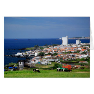 Lagoa - Azores Hälsningskort