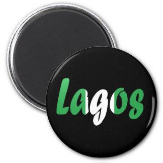 Lagos Nigeria Magnet