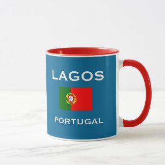 Lagos Portugal vapensköldmugg Mugg