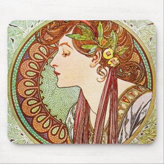 Lagrar - Alphonse Mucha Mus Matta