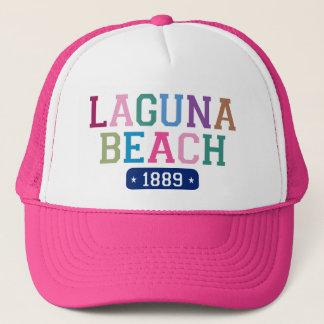 Laguna strand 1889 truckerkeps