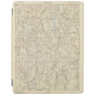 Lakan för 13 Woodstock iPad Skydd