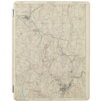 Lakan för 21 Norwich iPad Skydd
