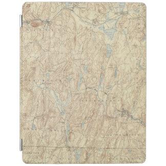 Lakan för 6 Brookfield iPad Skydd