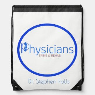 Läkare knyter kontakt Stephen nedgångar som Gympapåse