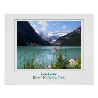Lake Louise affisch