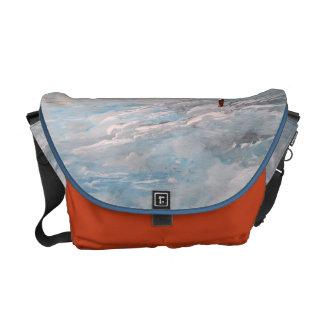 Lake Michigan skönhethandväska Messenger Bag