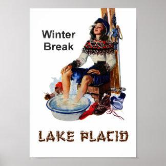Lake Placid reser affischen Poster