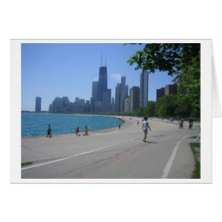 Lakeshore, Chicago, IL OBS Kort