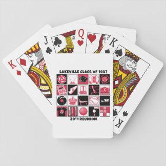 Lakeville klassificerar av 1987 som leker kort spel kort