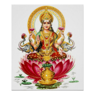 Lakshmi affisch poster