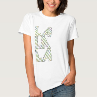 LALALA-Fundraiserskjorta Tshirts