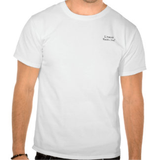L'Amande tack dig! Tee Shirt