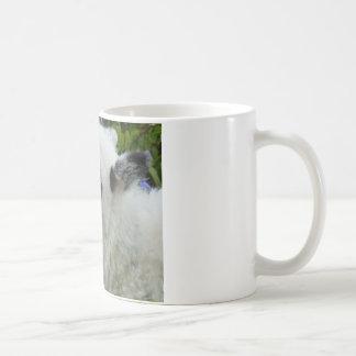 Lambie och blåklockor kaffemugg