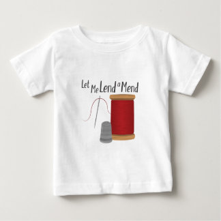 Låna en lagning tee shirt