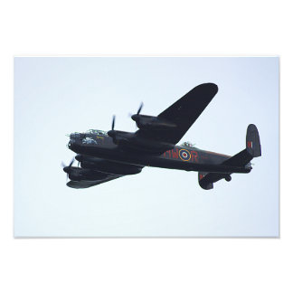 Lancaster Bombers. Fototryck