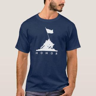 Land av det fritt, på grund av indiankrigaren t-shirts