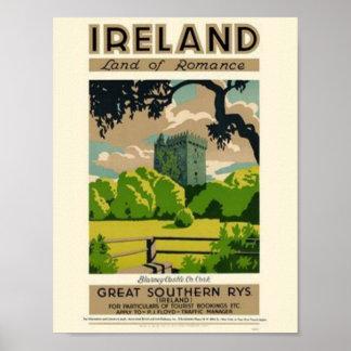 Land av Irland Poster