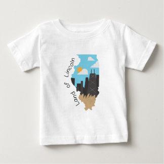 Land av Lincoln Tee Shirts