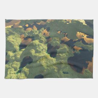 Land av tusen sjöar kökshandduk