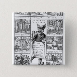 Land klagomål standard kanpp fyrkantig 5.1 cm