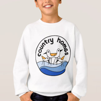 Land returnerar logotypen tröja