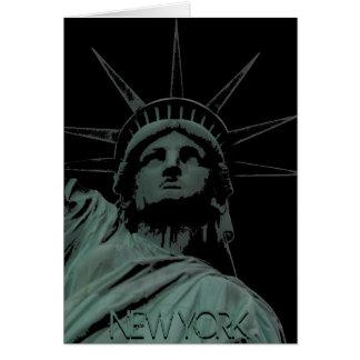 Landmarks för kort för New York kortNew York