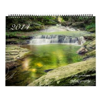 Landskap 2014 kalender