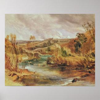 Landskap Print