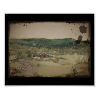 Landskap (Landskap) Poster