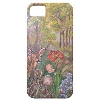 landskap målar målning räcker konstnaturen barely there iPhone 5 fodral