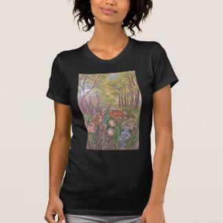 landskap målar målning räcker konstnaturen t-shirts