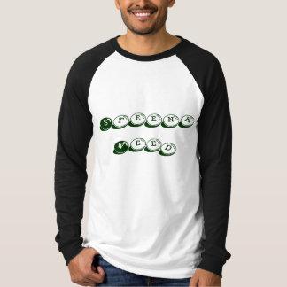 Lång sleve för Steenk ogräs T-shirts