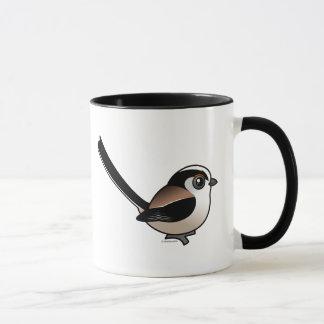Lång-tailed Tit Mugg