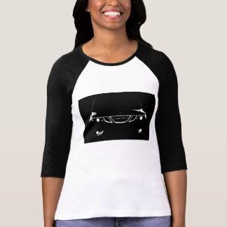 LångärmadSaab kvinna skjorta T Shirts