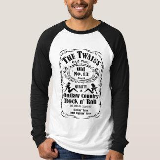 LångärmadT-tröja för TWAINS Drinkin igen! Tee Shirt
