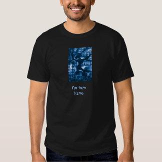 Långtifrån hem- främling tee shirt