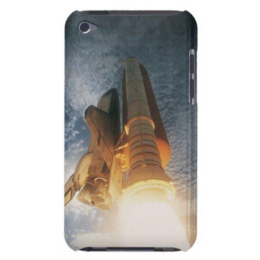 Lanserande rymdfärja barely there iPod cover