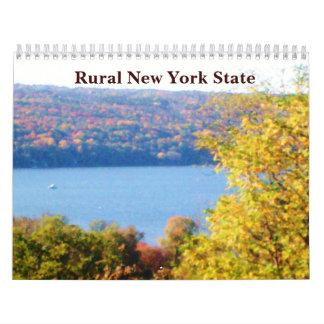 LANTLIG NEW YORK STATLIG kalender
